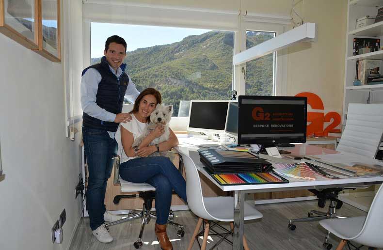 Nuestro equipo en Marbella